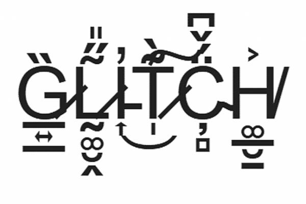 Glitch Text Generator
